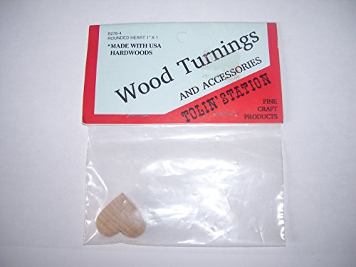Wood Turnings and Accessories, One 1