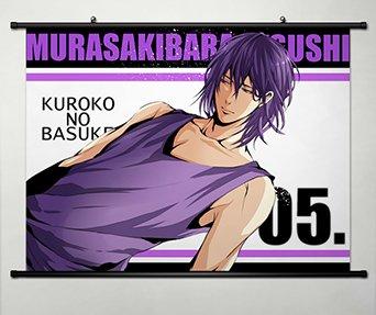Wall Scroll Poster Fabric Painting For Anime Kuroko no Basket Murasakibara Atsushi 123