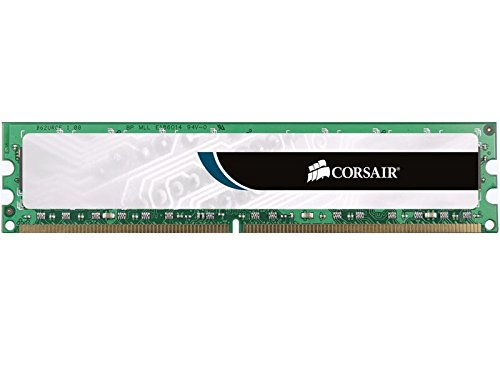 Corsair 4GB (2x2GB) DDR2 667 MHz (PC2 5300) Desktop Memory (Core 2 Duo Platinum Motherboard)