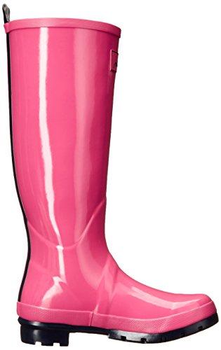 Joules Womens Fieldwelly Gloss Rain Boot Pink rI3fnSuJA6