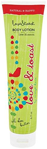 (Love + Toast Body Lotion - Dew Blossom - 6.7 oz)