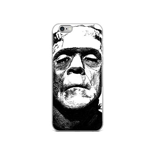 iPhone 6/6s Case Anti-Scratch Motion Picture Transparent Cases Cover The Monster Classic Movies Video Film Crystal -
