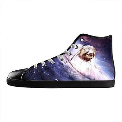 99729bde5c4f6 Amazon.com | Custom Women's Fashion DIY Image Sloth Animal Top ...