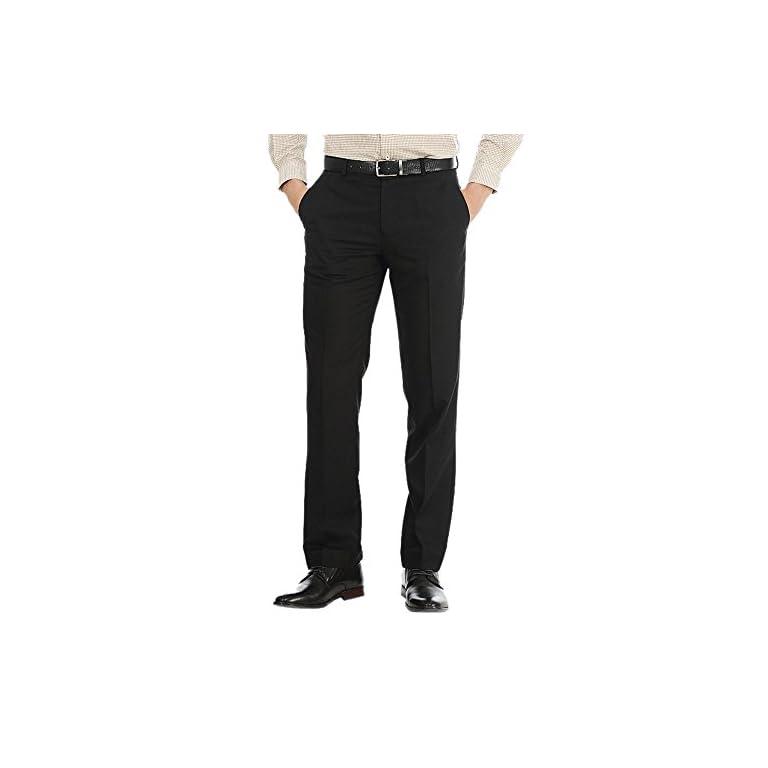 41y8WJpHigL. SS768  - AD & AV Men's Regular Fit Formal Trousers