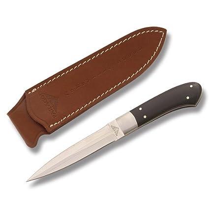Amazon.com: Cuchillo para botas de acero de Asheville ...