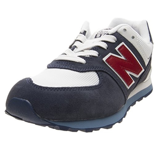 Nuovo Bilanciamento Gc574cn, Sneaker Da Donna Blu Blu / Bianco