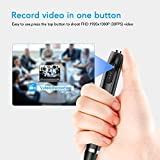 Spy Hidden Camera Pen - HD 1080P for 2.5 Hours
