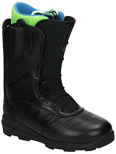 silver Zapatillas Blauvelt Adidas Negro Altas green Eu Para Hombre Black The 42 SqwxqOC6B