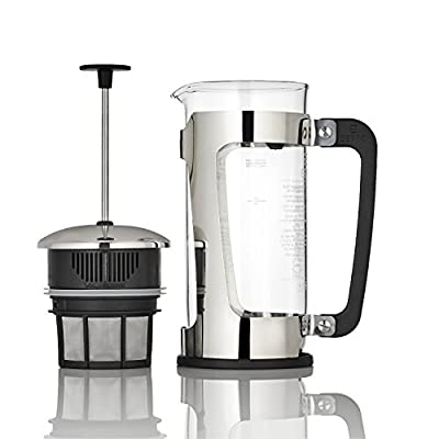 Espro Coffee Press P5-32 oz, Glass and Stainless Steel, FFP