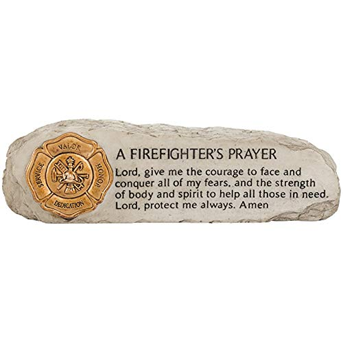 (A Firefighter's Prayer