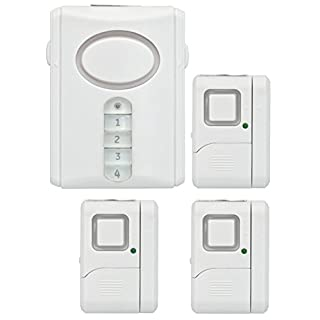 Apartment security alarm system | Do-it-yourself.Store