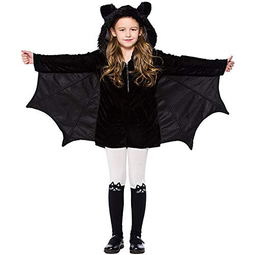 Albabara Children's Cozy Bat Jumpsuit Halloween Party Cosplay Costume for -