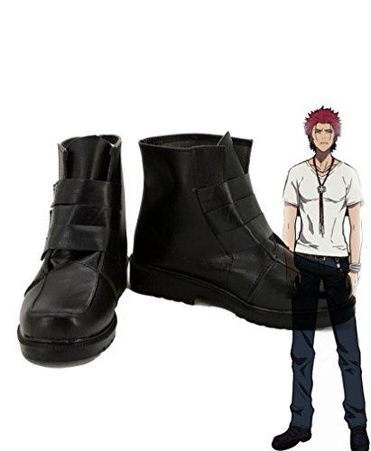 Bromeo K Anime Suoh Mikoto Cosplay Schuhe