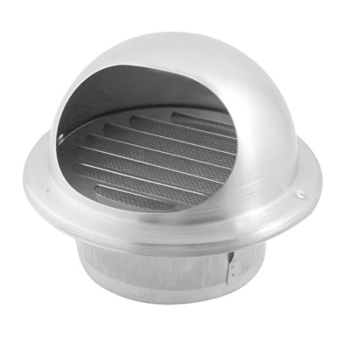100mm Ducting 304 Grade Stainless Steel Air Vent Outlet Mesh ()