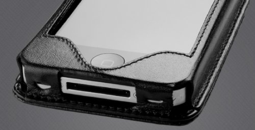 Sena WalletSlim Leather Case for iPhone 4 / 4S