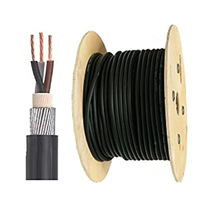 Pleasing 16Mm 3 Core Swa Armoured Cable 50 Meters 6943X Amazon Co Uk Diy Wiring Digital Resources Funapmognl