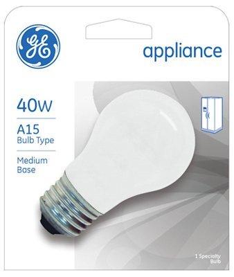 appliance bulb 20w - 4