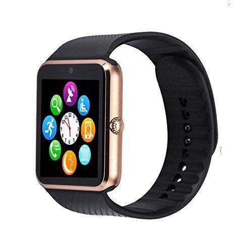 Reloj inteligente con Bluetooth GT08 para teléfonos Android ...