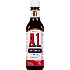 A.1. Original Steak Sauce (15 oz Bottle)...