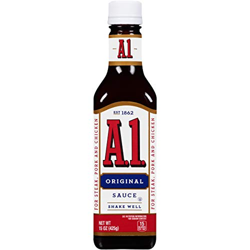 (A.1. Original Steak Sauce (15 oz Bottle))