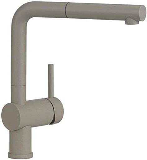 Blanco 441335 LINUS Pull, 2.2 GPM, Truffle Kitchen Faucet