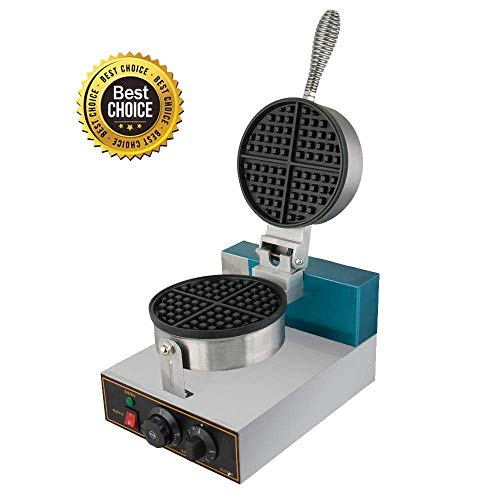 Professional Waffle Maker,vinmax Commercial Waffle Maker Waffle Maker Rotated...