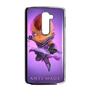 Dota2 ANTI MAGE LG G2 Cell Phone Case Black 82You527511