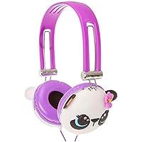 Claires Panda Flower Headphones
