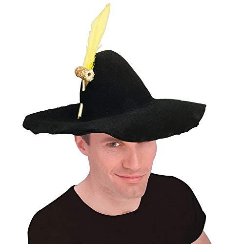 Forum Novelties Hillbilly Felt Hat -