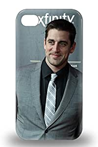 Tough Iphone 3D PC Case Cover 3D PC Case For Iphone 4/4s NFL Green Bay Packers Aaron Rodgers #12 ( Custom Picture iPhone 6, iPhone 6 PLUS, iPhone 5, iPhone 5S, iPhone 5C, iPhone 4, iPhone 4S,Galaxy S6,Galaxy S5,Galaxy S4,Galaxy S3,Note 3,iPad Mini-Mini 2,iPad Air )
