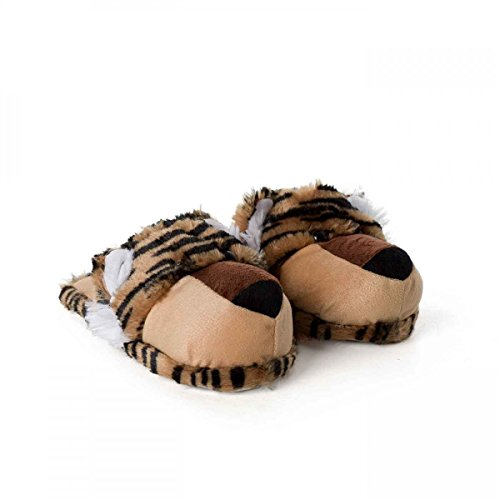 Funslippers Women's Slippers brown brown 9cNBc