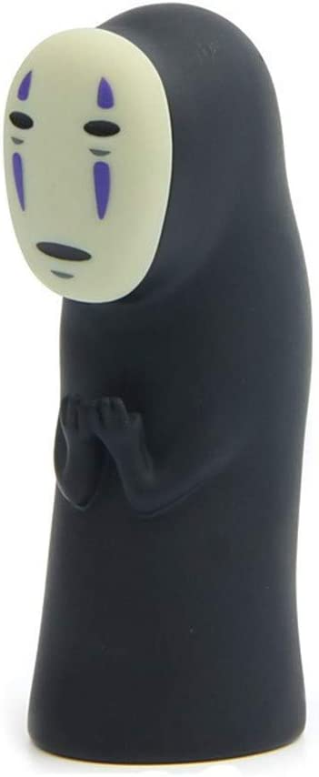 Spirited Away No Face Man Figure Figurines Anime Toy Home Gardening Decor Micro Landscape Decoration Ornaments Resin Crafts Doll