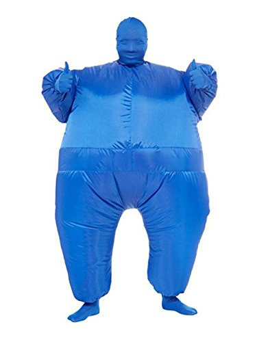 Rubie's Inflatable Full Body Suit Costume, Blue, One -
