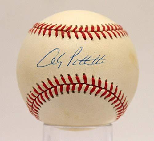 Andy Pettitte Signed Ball - Oal #ae93610 - PSA/DNA Certified - Autographed Baseballs (Ball Baseball Oal)