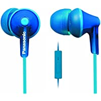 PickUp Panasonic ErgoFit Best in Class In-Ear Earbuds Headphones with Mic/Controller RP-TCM125-A (Blue) iPhone, Android... wholesale