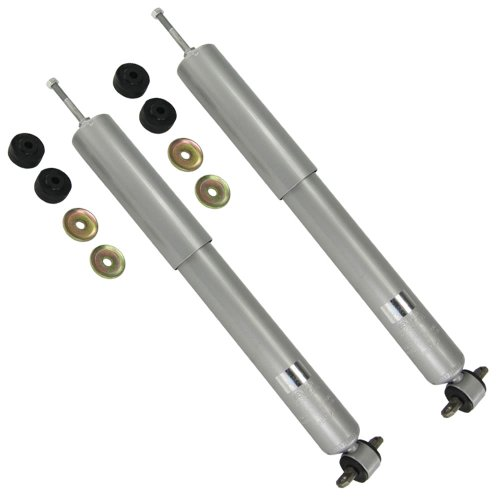 Front Pair Shocks for 99-04 Jeep Grand Cherokee (Grand Cherokee Shock Absorber Jeep)