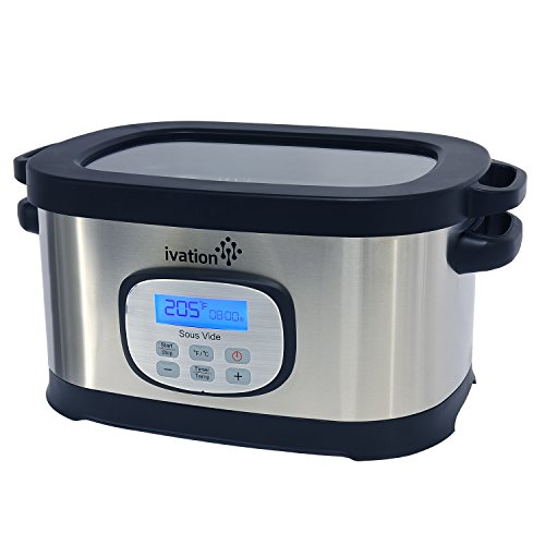 Ivation Precision 9 Quart Temperature Controls