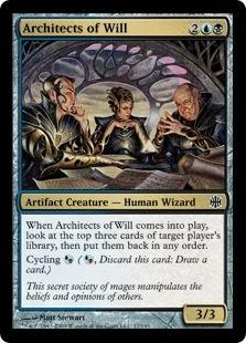 Magic: the Gathering - Architects of Will - Alara Reborn - Foil
