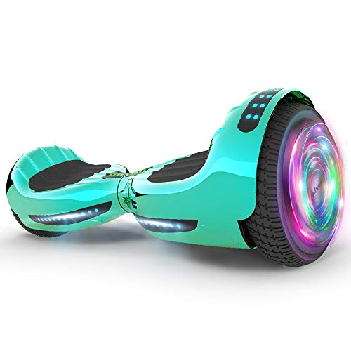 (Hoverboard UL 2272 Certified Flash Wheel 6.5