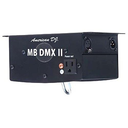 American DJ MBDMX Heavy Duty DMX Mirror Ball Motor Mirror Ball Motor by American DJ