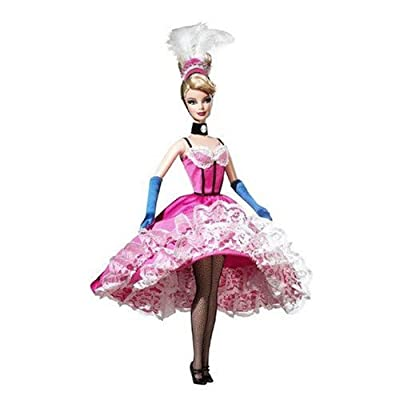 Barbie Dolls Of The World France: Toys & Games