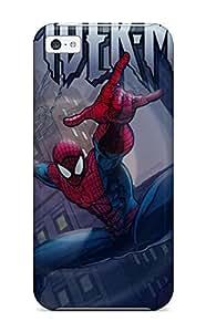Cute Tpu AndrewTeresaCorbitt Spider-man Case Cover For Iphone 5c
