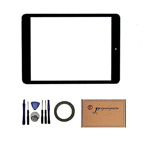 Replacement Visual Land Prestige Elite 8qs 8'' Touch Screen Glass Digitizer for Me-8qs Tablet Pc