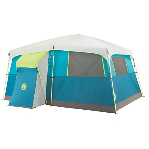 Coleman Tenaya Lake Fast Pitch 8-Person Cabin Tent with Closet by Coleman (Image #3)