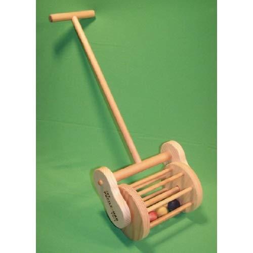【★大感謝セール】 THE PUZZLE-MAN TOYS B07HKH2PV2 - W-1503 木製玩具 - TOYS プッシュプル式芝刈り機 クリッティクラッカー - キャンディクラッカー B07HKH2PV2, グランドプレイス:0583d203 --- a0267596.xsph.ru