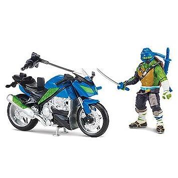 Ninja Turtles : Fuera de las Sombras - Leonardo & Street ...