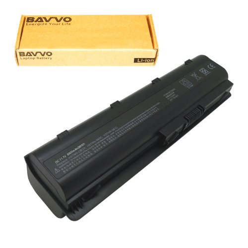 Bavvo 12-Cell Battery Compatible with COMPAQ Pavilion -
