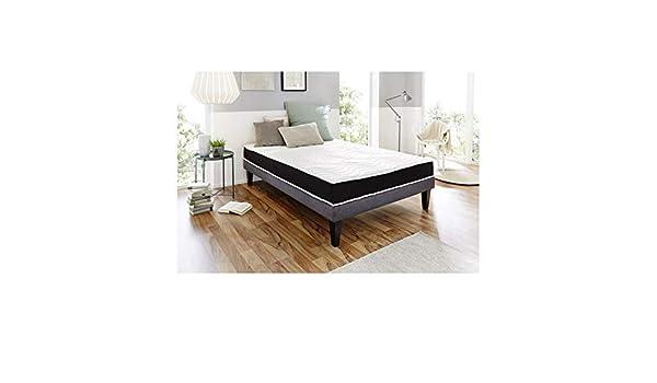 dormipurmemo V850 colchón 140 x 190 cm - espuma de poliuretano y memoria de forma - equilibré - 30 kg/m3 y 50 kg/m3 - 2 personas: Amazon.es: Bricolaje y ...