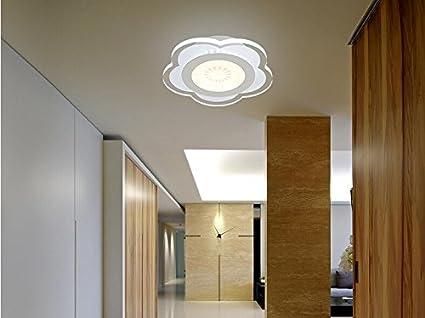 Deckenleuchten Wohnzimmer Schlafzimmer Continental Kreative Minimalist  Schlafzimmer Korridor Für Garderobe LED Decken Bad Balkon Ultradünnem
