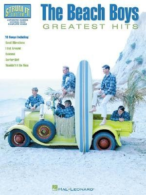 Read Online [(The Beach Boys Greatest Hits: Strum it Like Guitar)] [Author: J. Summerfield Maurice] published on (February, 2003) PDF
